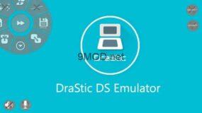 DraStic DS Emulator mod apk