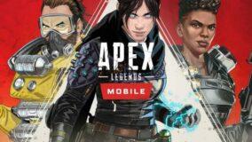 Apex Legends Mobile mod apk
