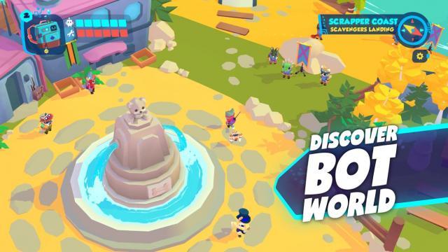 Botworld Adventure