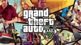 GTA 5 – Grand Theft Auto V mod apk