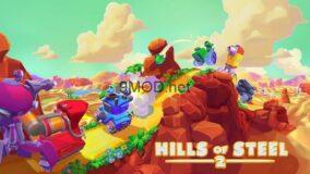 Hills of Steel 2 mod apk