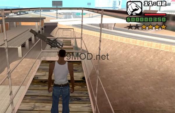 Grand Theft Auto: GTA San Andreas