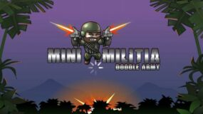 Mini Militia Doodle Army 2 mod apk