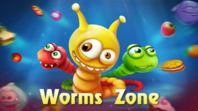 Worms Zone.io mod apk